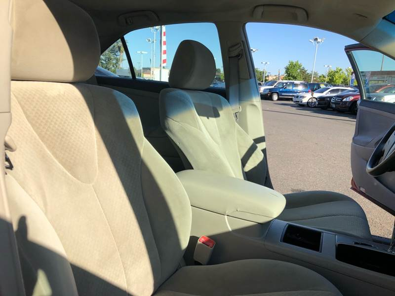 Fantastic 2009 Toyota Camry Le 4Dr Sedan 5A In Rancho Cordova Ca Top Machost Co Dining Chair Design Ideas Machostcouk