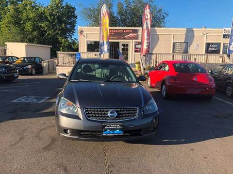 2005 Nissan Altima for sale at TOP QUALITY AUTO in Rancho Cordova CA