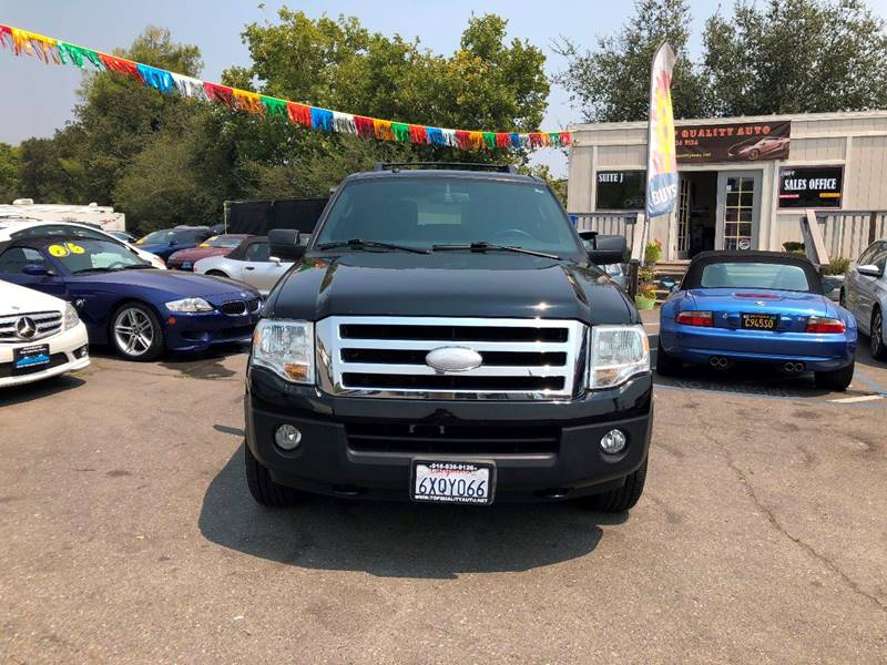 2007 Ford Expedition for sale at TOP QUALITY AUTO in Rancho Cordova CA