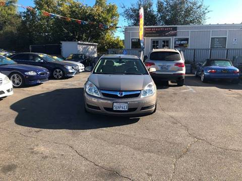 2007 Saturn Aura for sale at TOP QUALITY AUTO in Rancho Cordova CA