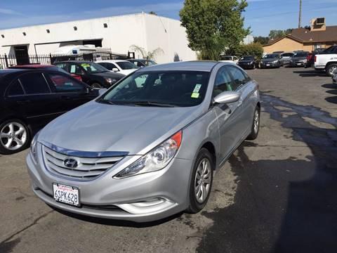 2011 Hyundai Sonata for sale at TOP QUALITY AUTO in Rancho Cordova CA