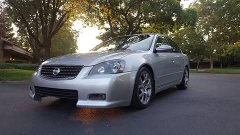 2005 Nissan Altima 3.5 Se R >> Nissan Altima For Sale In Rancho Cordova Ca Top Quality Auto