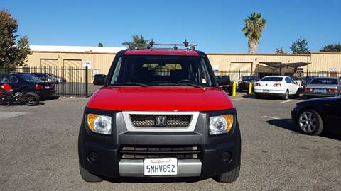 2005 Honda Element for sale at TOP QUALITY AUTO in Rancho Cordova CA