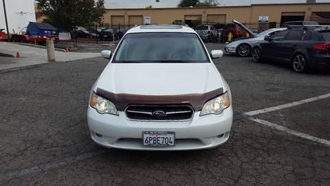 2006 Subaru Legacy for sale at TOP QUALITY AUTO in Rancho Cordova CA