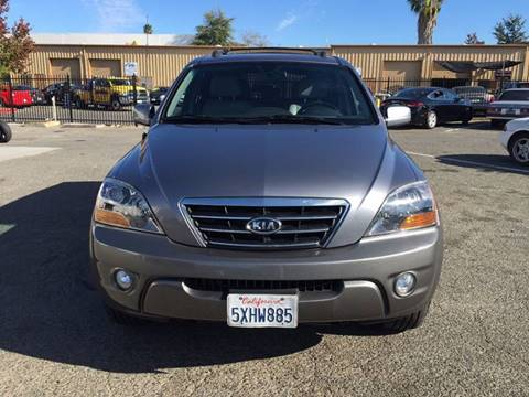 2007 Kia Sorento for sale at TOP QUALITY AUTO in Rancho Cordova CA