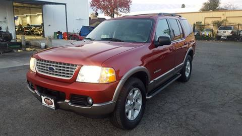 2004 Ford Explorer for sale at TOP QUALITY AUTO in Rancho Cordova CA