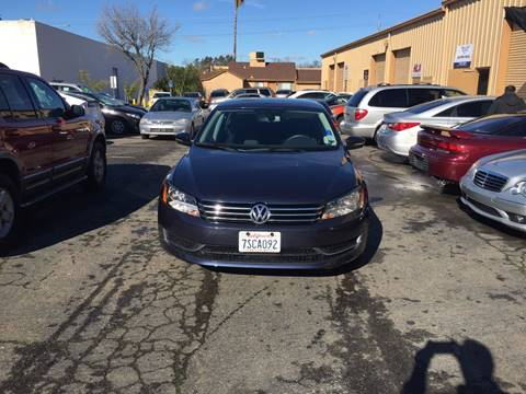 2013 Volkswagen Passat for sale in Sacramento, CA