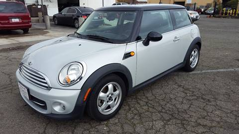 2011 MINI Cooper for sale at TOP QUALITY AUTO in Rancho Cordova CA