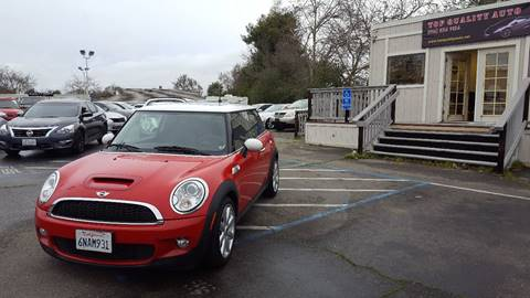 2010 MINI Cooper for sale at TOP QUALITY AUTO in Rancho Cordova CA