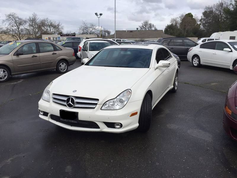 2009 Mercedes-Benz CLS for sale at TOP QUALITY AUTO in Rancho Cordova CA