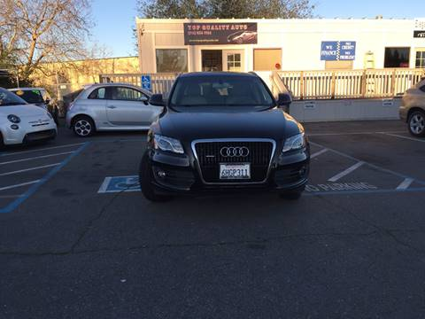 2009 Audi Q5 for sale at TOP QUALITY AUTO in Rancho Cordova CA