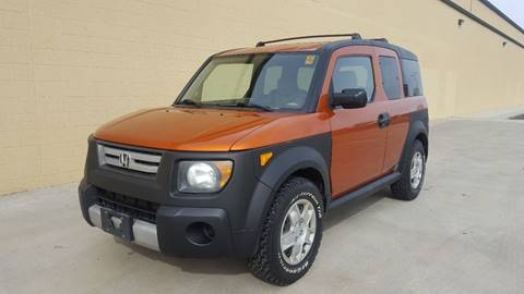 2008 Honda Element for sale at TOP QUALITY AUTO in Rancho Cordova CA
