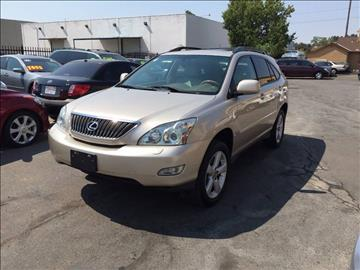 2007 Lexus RX 350 for sale at TOP QUALITY AUTO in Rancho Cordova CA