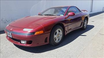 1991 Mitsubishi 3000GT for sale at TOP QUALITY AUTO in Rancho Cordova CA