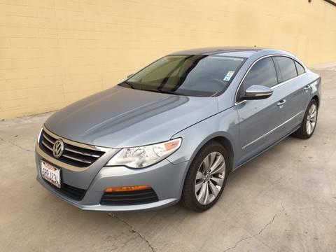 2012 Volkswagen CC for sale at TOP QUALITY AUTO in Rancho Cordova CA