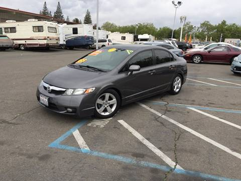 2011 Honda Civic for sale at TOP QUALITY AUTO in Rancho Cordova CA