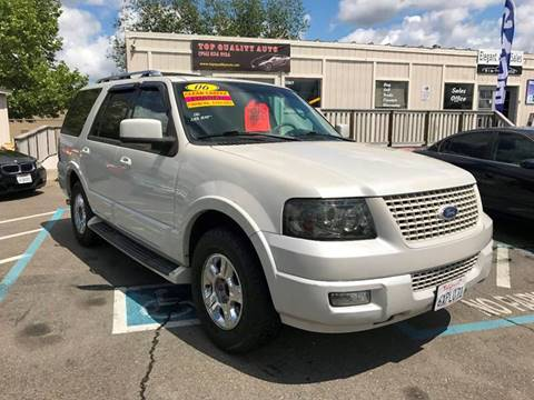 2006 Ford Expedition & Ford Used Cars For Sale Rancho Cordova TOP QUALITY AUTO markmcfarlin.com