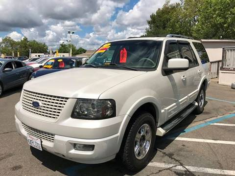 2006 Ford Expedition for sale at TOP QUALITY AUTO in Rancho Cordova CA