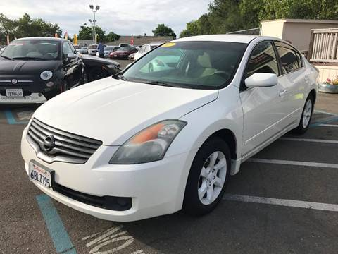 2007 Nissan Altima Hybrid for sale at TOP QUALITY AUTO in Rancho Cordova CA