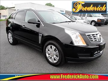 2016 Cadillac SRX for sale at Lancaster Pre-Owned in Lancaster PA