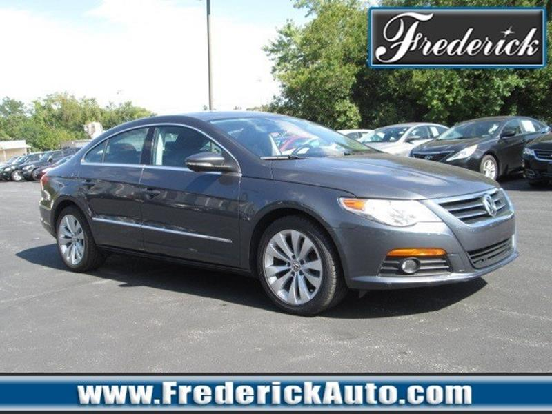 2009 Volkswagen CC for sale at Lancaster Pre-Owned in Lancaster PA