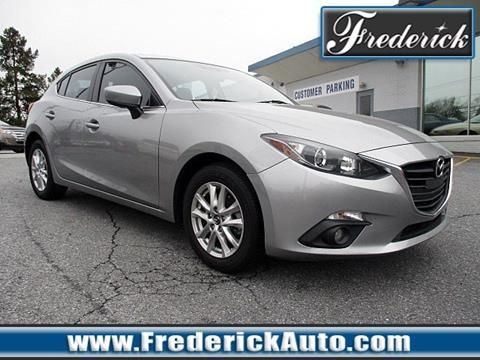 2015 Mazda MAZDA3 for sale at Lancaster Pre-Owned in Lancaster PA