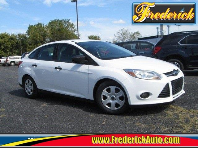 2014 Ford Focus for sale at Lancaster Pre-Owned in Lancaster PA