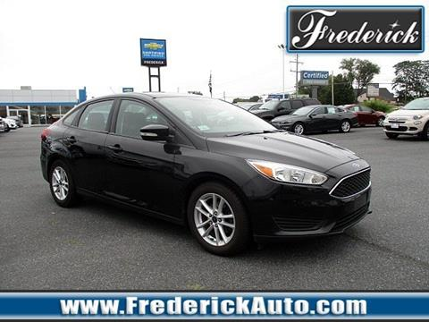 2015 Ford Focus for sale at Lancaster Pre-Owned in Lancaster PA