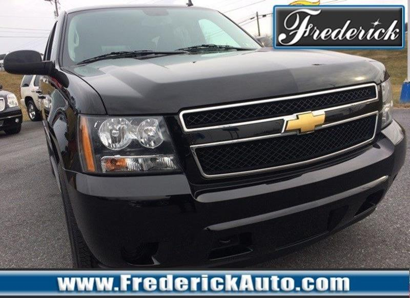 2013 Chevrolet Tahoe for sale at Lancaster Pre-Owned in Lancaster PA