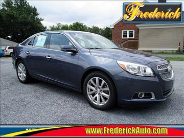 2013 Chevrolet Malibu for sale at Lancaster Pre-Owned in Lancaster PA