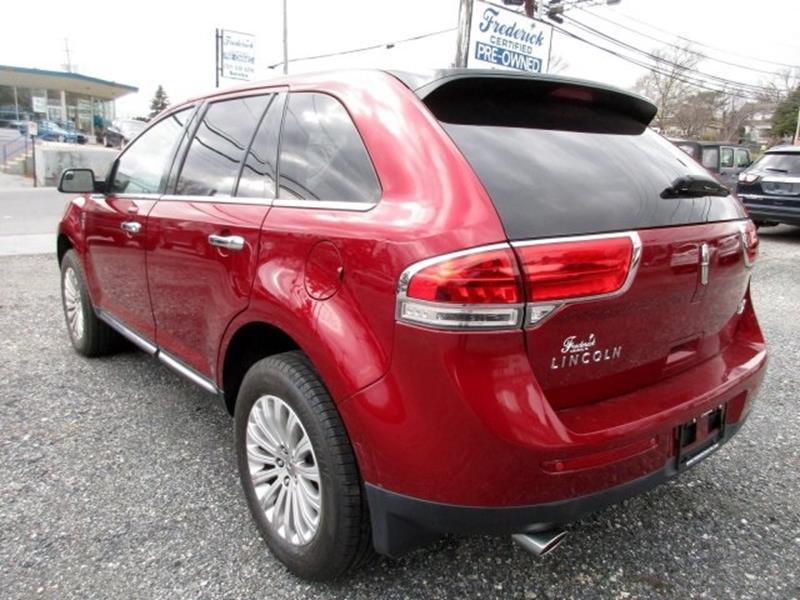 sale e fort for lf lincoln mkx in full myers drivetime