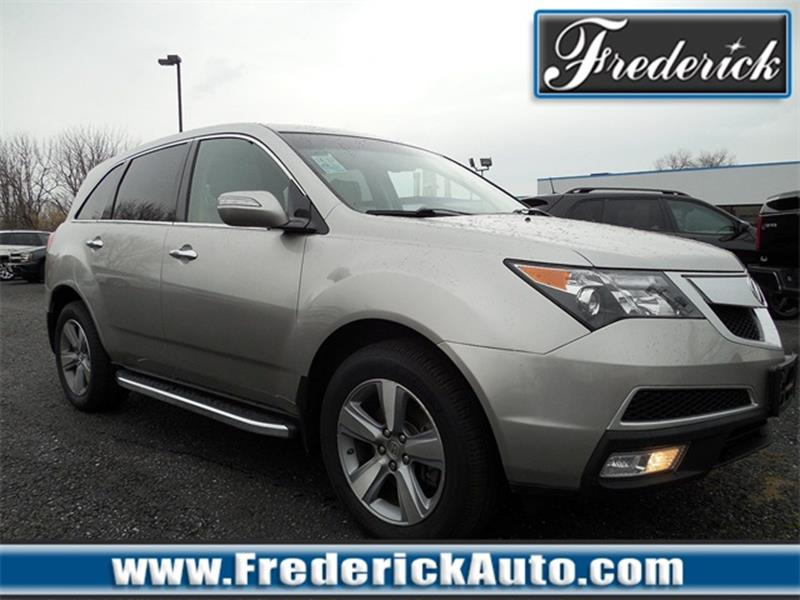 Acura MDX SHAWD WTech In Lancaster PA Lancaster PreOwned - Acura mdx pre owned for sale