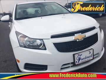 2014 Chevrolet Cruze for sale at Lancaster Pre-Owned in Lancaster PA
