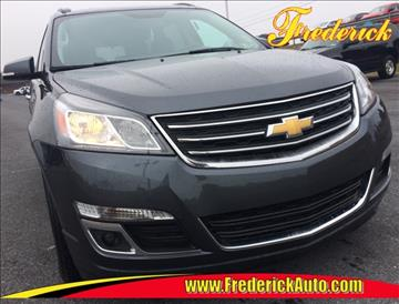 2014 Chevrolet Traverse for sale at Lancaster Pre-Owned in Lancaster PA