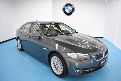 2013 BMW 5 Series for sale in Middletown, RI