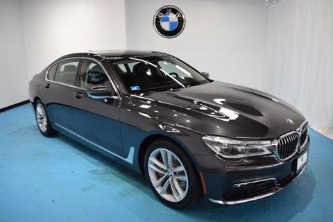 2016 BMW 7 Series for sale in Middletown, RI