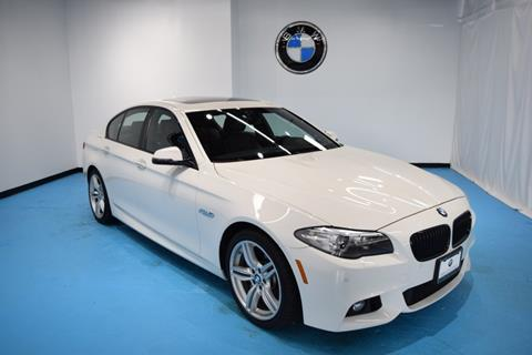 2016 BMW 5 Series for sale in Middletown, RI
