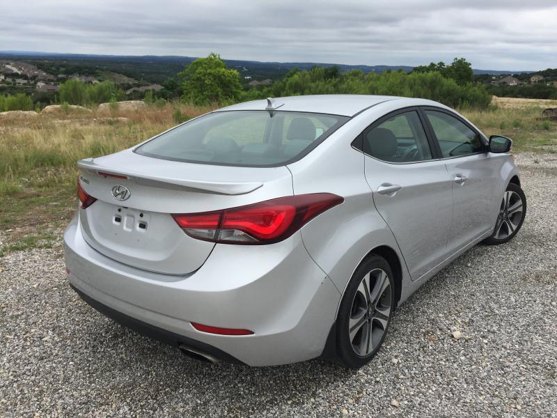 2015 Hyundai Elantra Sport 4dr Sedan - Spicewood TX
