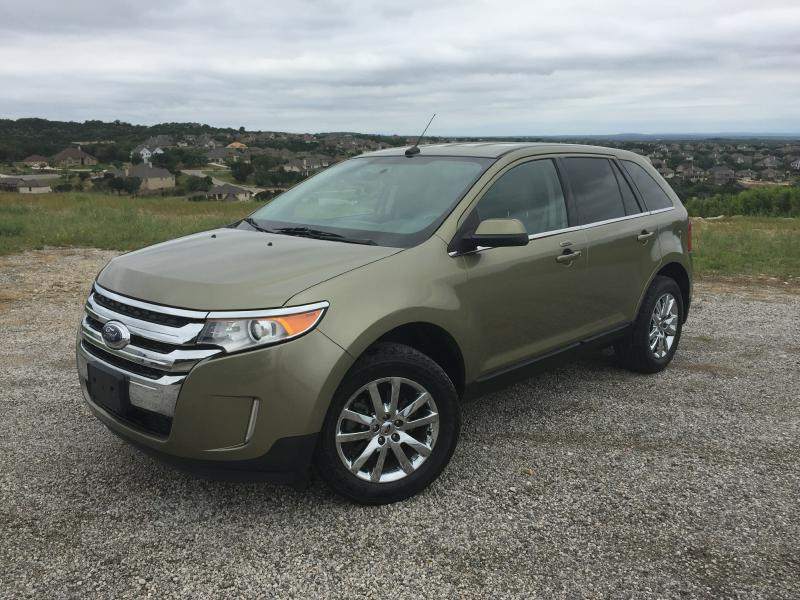 2013 Ford Edge Limited 4dr SUV - Spicewood TX