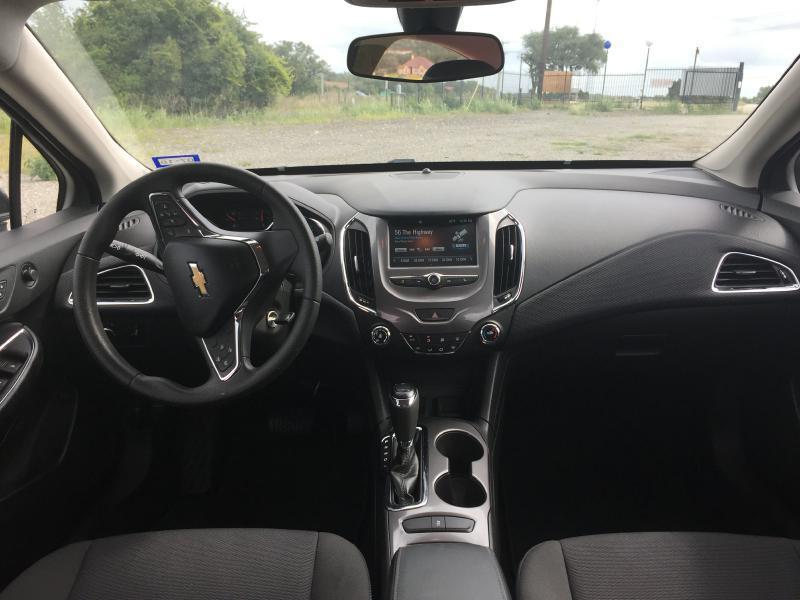 2016 Chevrolet Cruze LT Auto 4dr Sedan w/1SD - Spicewood TX