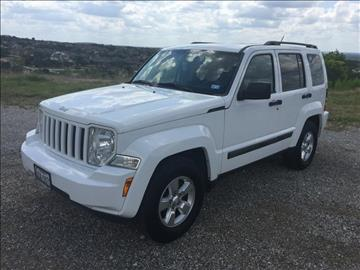 2012 Jeep Liberty for sale in Spicewood, TX