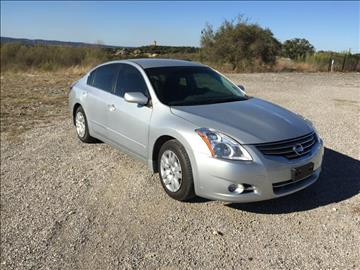 2010 Nissan Altima for sale in Spicewood, TX