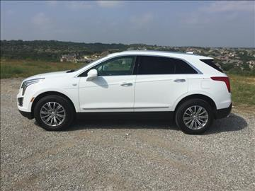 2017 Cadillac XT5 for sale in Spicewood, TX