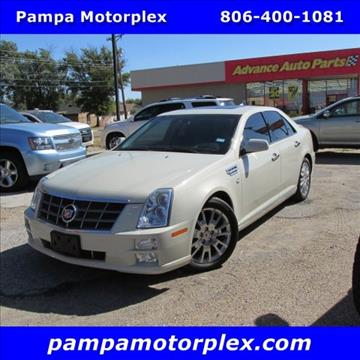 2010 Cadillac STS for sale in Pampa, TX