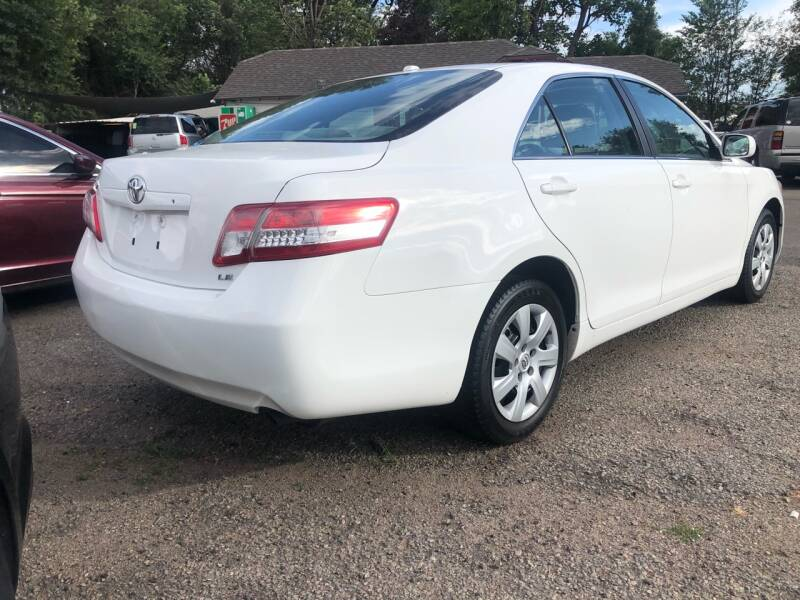 2011 Toyota Camry LE 4dr Sedan 6A - Lakewood CO