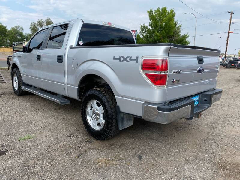 2014 Ford F-150 4x4 XLT 4dr SuperCrew Styleside 6.5 ft. SB - Lakewood CO