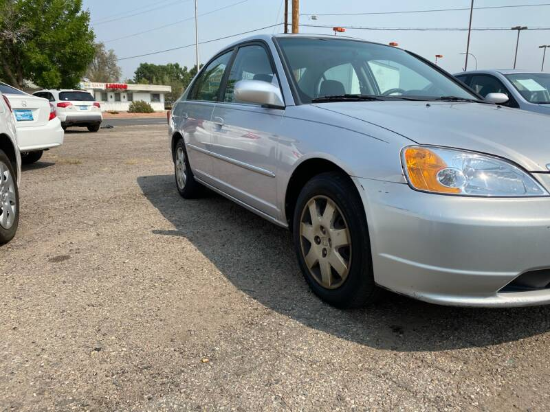 2002 Honda Civic EX 4dr Sedan - Lakewood CO