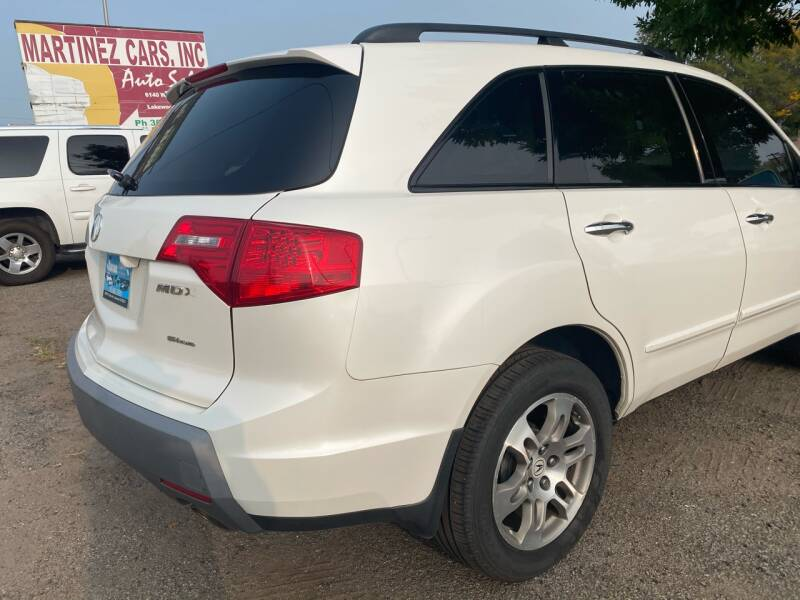2008 Acura MDX SH-AWD 4dr SUV w/Technology and Entertainment Package - Lakewood CO