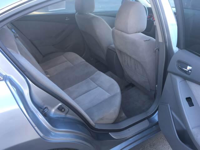 2008 Nissan Altima 2.5 S 4dr Sedan CVT - Lakewood CO