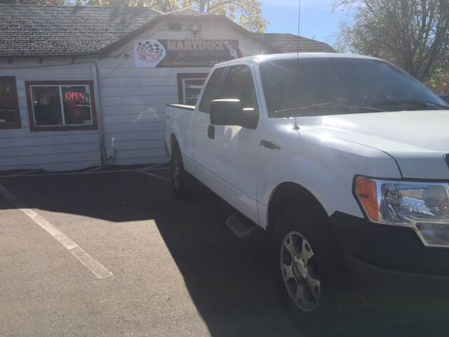 2010 Ford F-150 4x4 XL 4dr SuperCab Styleside 6.5 ft. SB - Lakewood CO